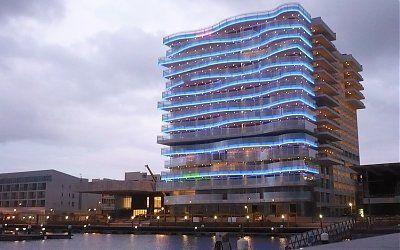 Tr ia design hotel premiado como novo projecto privado for Design hotel troia