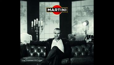 Rui Unas sucede a George Clooney na Martini
