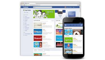 Facebook reforça com App Store própria