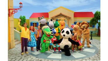 """Panda aposta em produção própria com """"Bairro do Panda"""""""