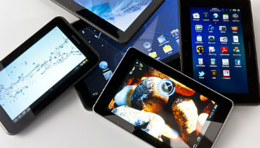 Vendas de tablets ultrapassam portáteis