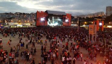 Rock in Rio lidera festivais, diz a Cision