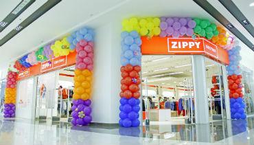 Zippy entra na Arménia