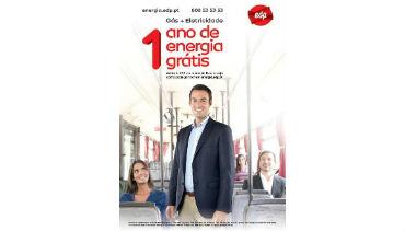 EDP oferece um ano de energia
