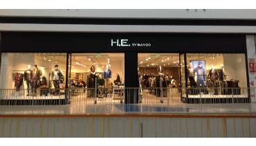 H.E By Mango com loja própria em Portugal