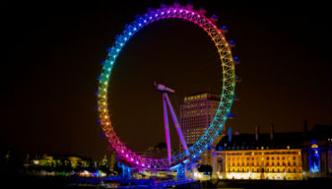 Coca-Cola vai vestir o London Eye
