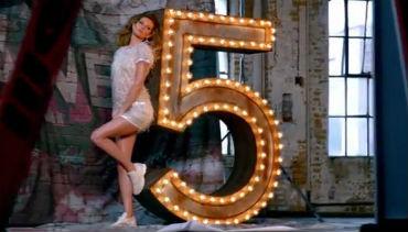 Gisele Bündchen usa Chanel n.º 5