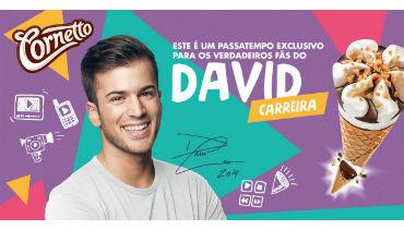 Quer conhecer o David Carreira?