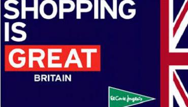 El Corte Inglés promove cultura britânica