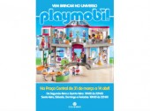 Vamos brincar no Universo Playmobil?