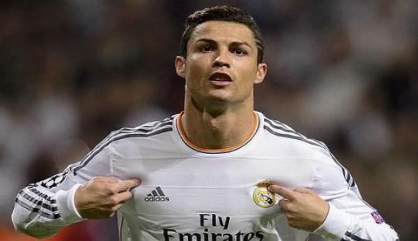 Ronaldo comemora aniversário de Pestana CR7
