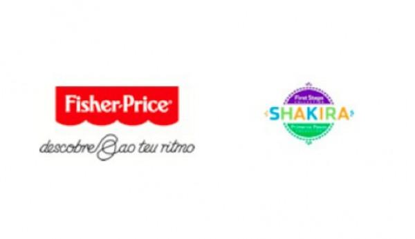 Fisher-Price e Shakira lançam linha de brinquedos