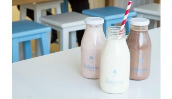 Foi você que pediu… leite fresco?