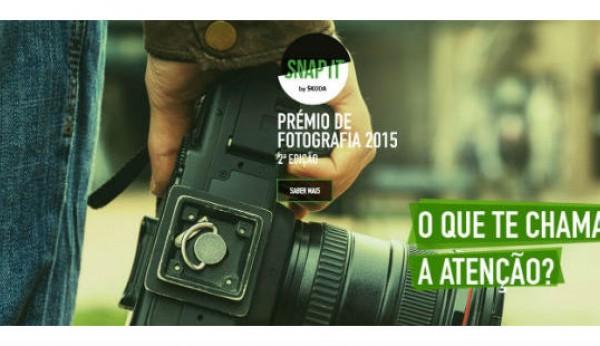 "Škoda lança concurso de fotografia ""Snap It"""
