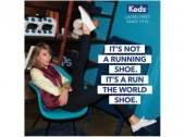 Taylor Swift dá a cara pela Keds