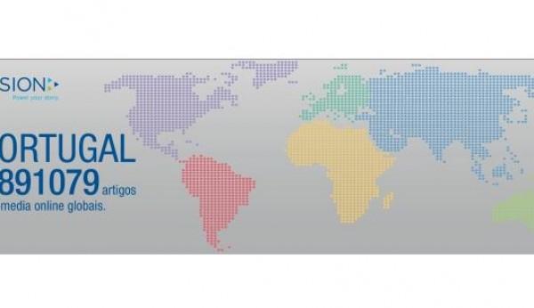 Portugal é notícia em 190 países