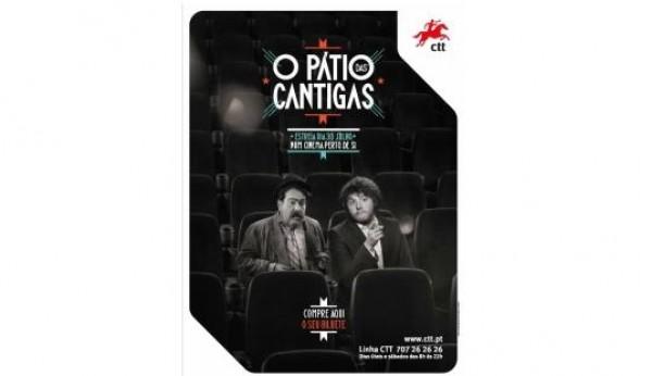 """CTT apoia remake de """"O Pátio das Cantigas"""""""