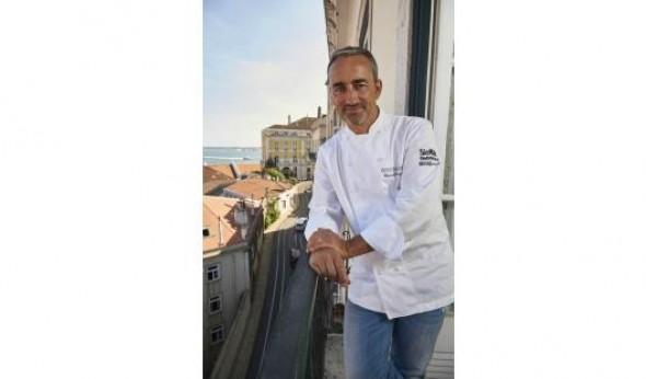 O chef francês que quer criar em Portugal