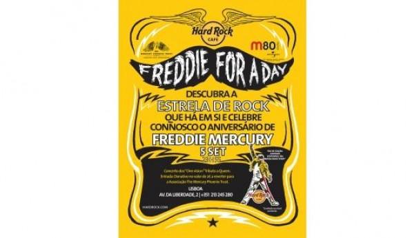 Hard Rock Café apoia luta contra a SIDA