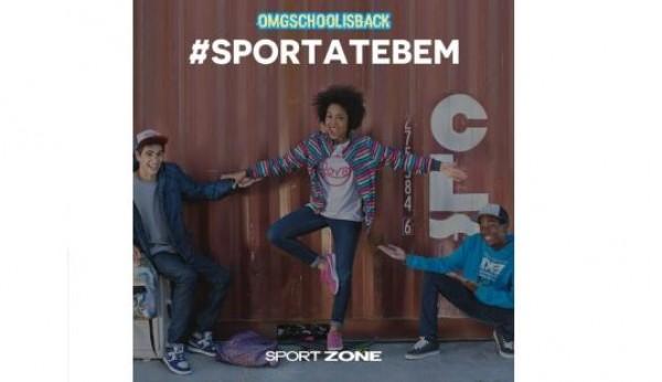 Sport Zone aposta em YouTubers no regresso às aulas