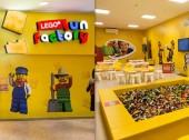 Um ano de Lego Fun Factory em números