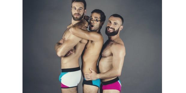 Much Underwear: o atrevimento em cuecas