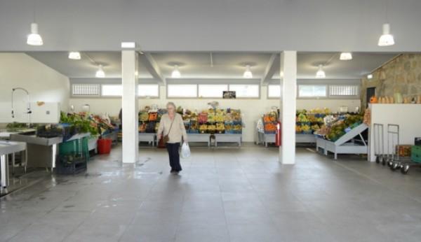 Carcavelos: Santini, conquilhas, fruta e legumes