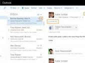 Está o Outlook prestes a transformar-se em rede social?