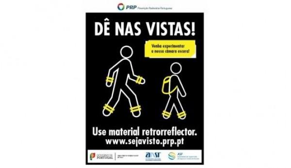 """Roady e Prevenção Rodoviária lançam """"Seja Visto"""""""