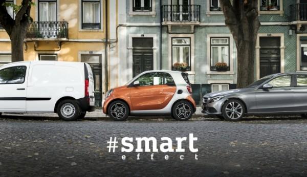 Smart effect invade Lisboa