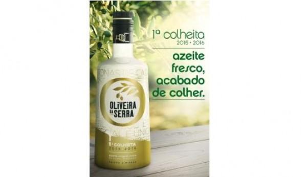 Oliveira da Serra lança azeite acabado de colher