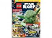 Revista Lego Star Wars já nas bancas