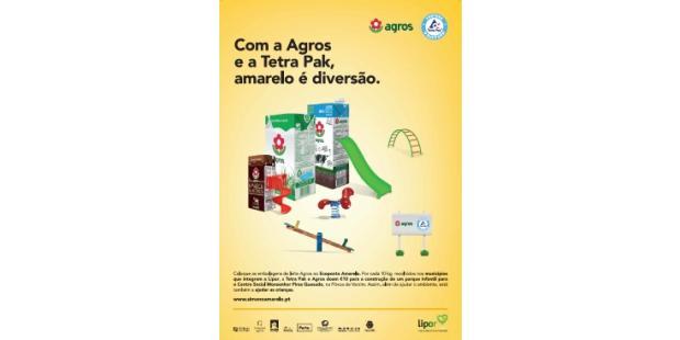 Tetra pak e agros v o construir parque infantil marketeer - Construir parque infantil ...