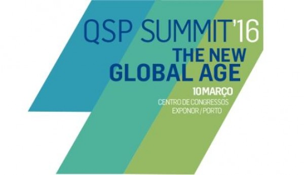"""The New Global Age"" é tema do próximo QSP Summit"