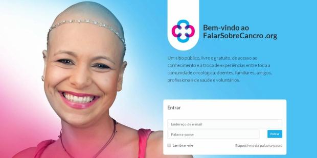 FalarSobreCancro.org é uma rede social para doentes oncológicos
