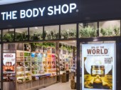 The Body Shop quer ser a empresa mais sustentável do mundo