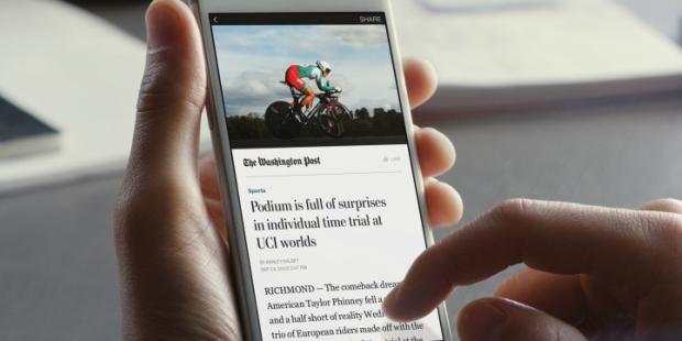 Facebook lança projecto jornalístico