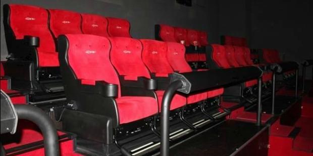 Norte recebe primeira sala de cinema com chuva e aroma
