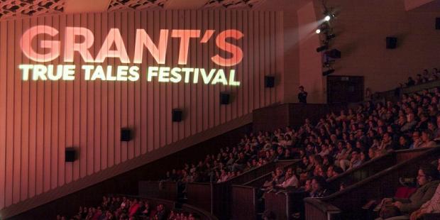 Grant's leva festival de storytelling ao Porto