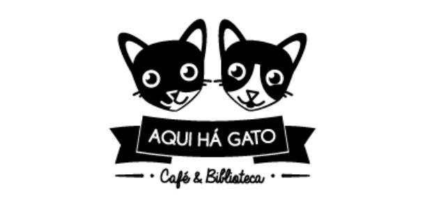 Neste café português os gatos não ficam à porta