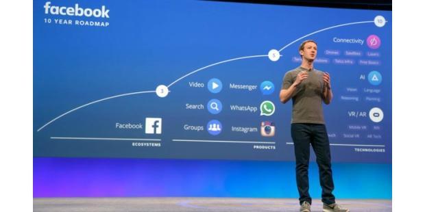 Facebook tem um plano para os próximos 10 anos