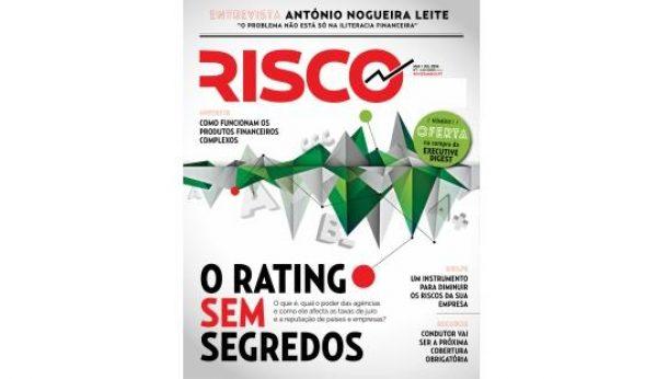 Revista Risco chega hoje às bancas