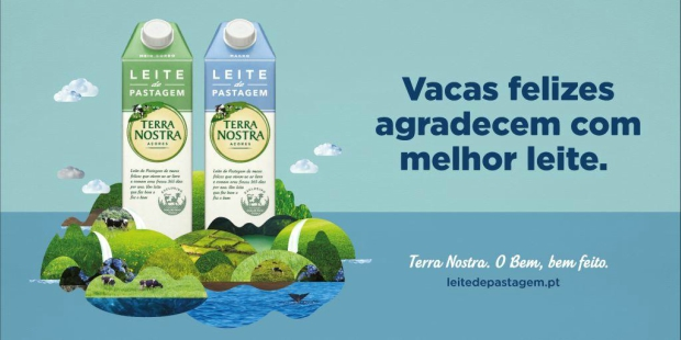 Terra Nostra apresenta hino da Ilha das Vacas Felizes