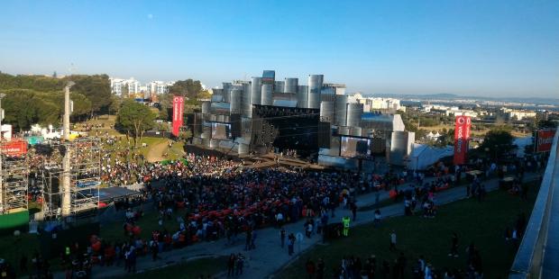 Rock in Rio é o festival a que mais portugueses tencionam ir