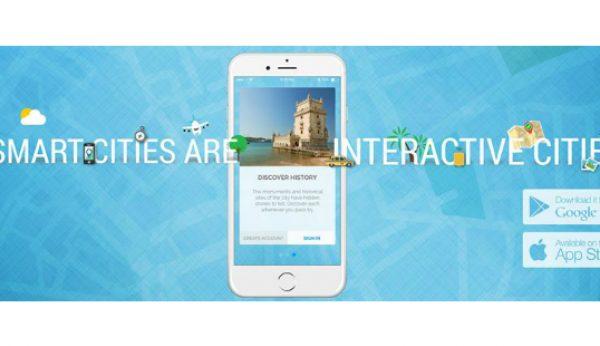 App portuguesa liga turistas às cidades