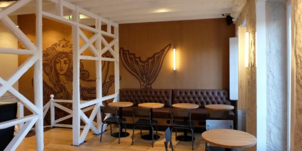 Portugal inspira Starbucks renovado em Belém