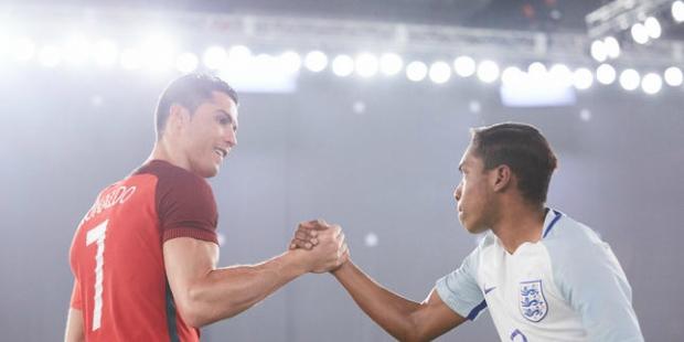 Cristiano Ronaldo em novo filme da Nike
