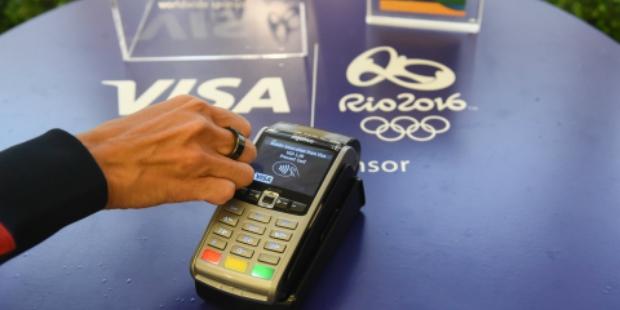 Atletas Olímpicos vão testar anel da Visa