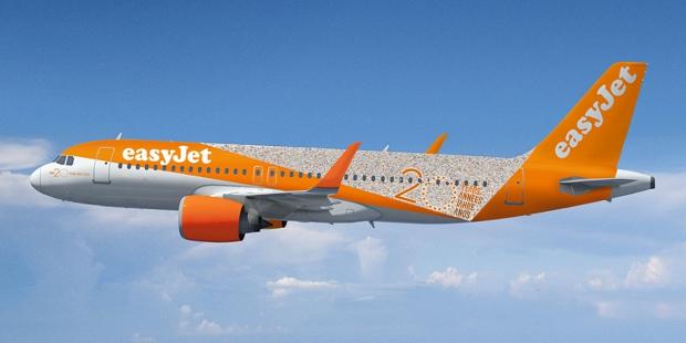 easyJet prevê recorde de 90 milhões de passageiros