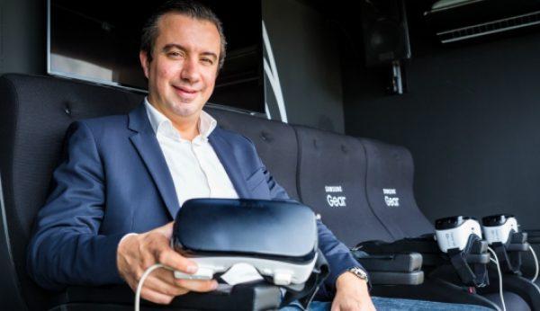 Samsung quer se relevante para o futebol
